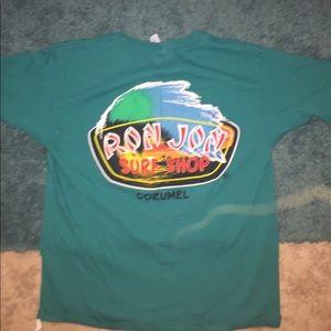 Ron Jon Surf Shop shirt. Size L